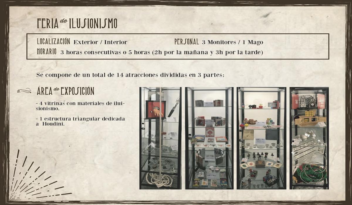 """II Edición del Festival de Artes Mágicas """"Voilá"""" 2"""