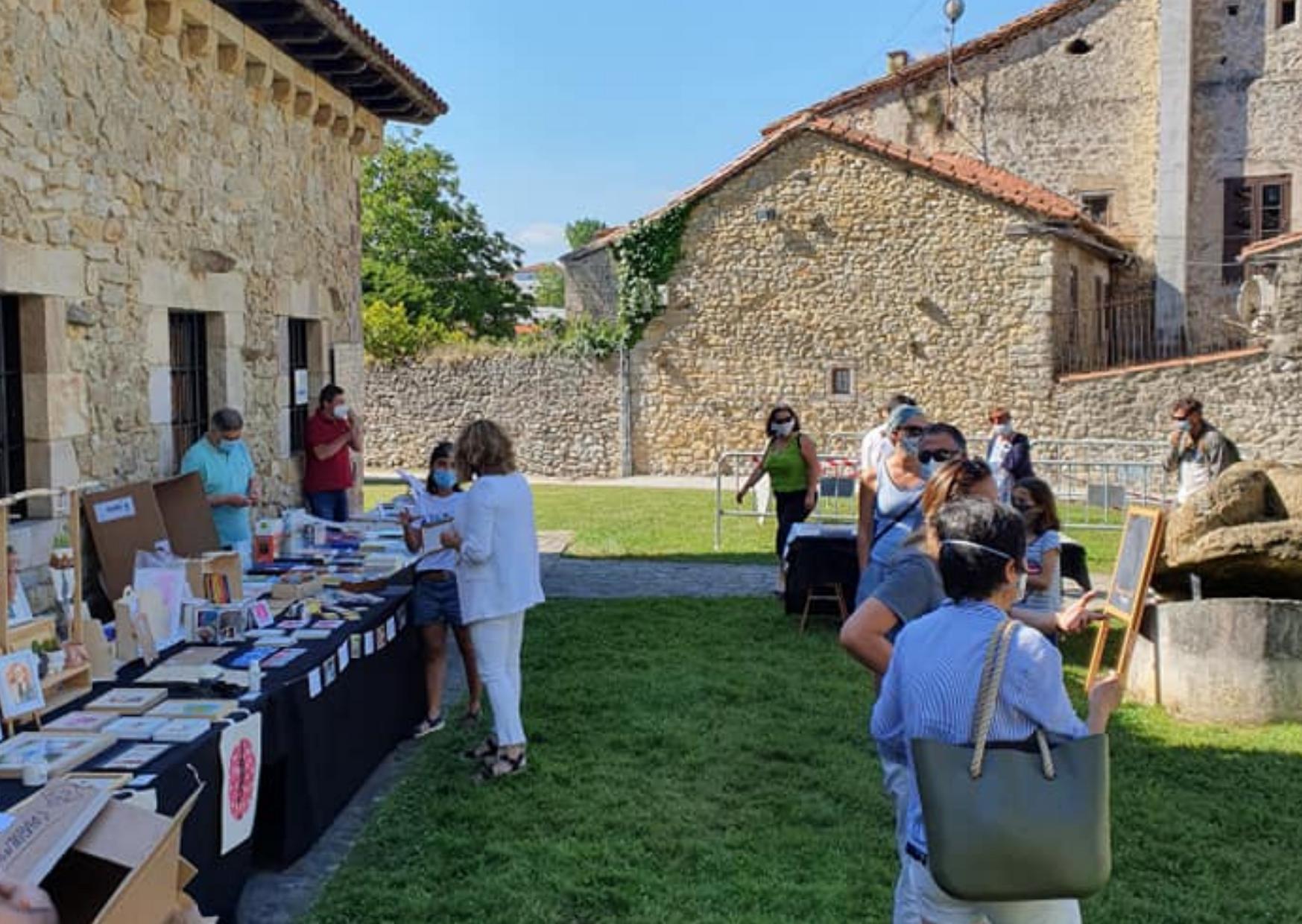 Santillana del Mar acogerá la XII edición del Festival Arte Libro del 16 al 18 de abril