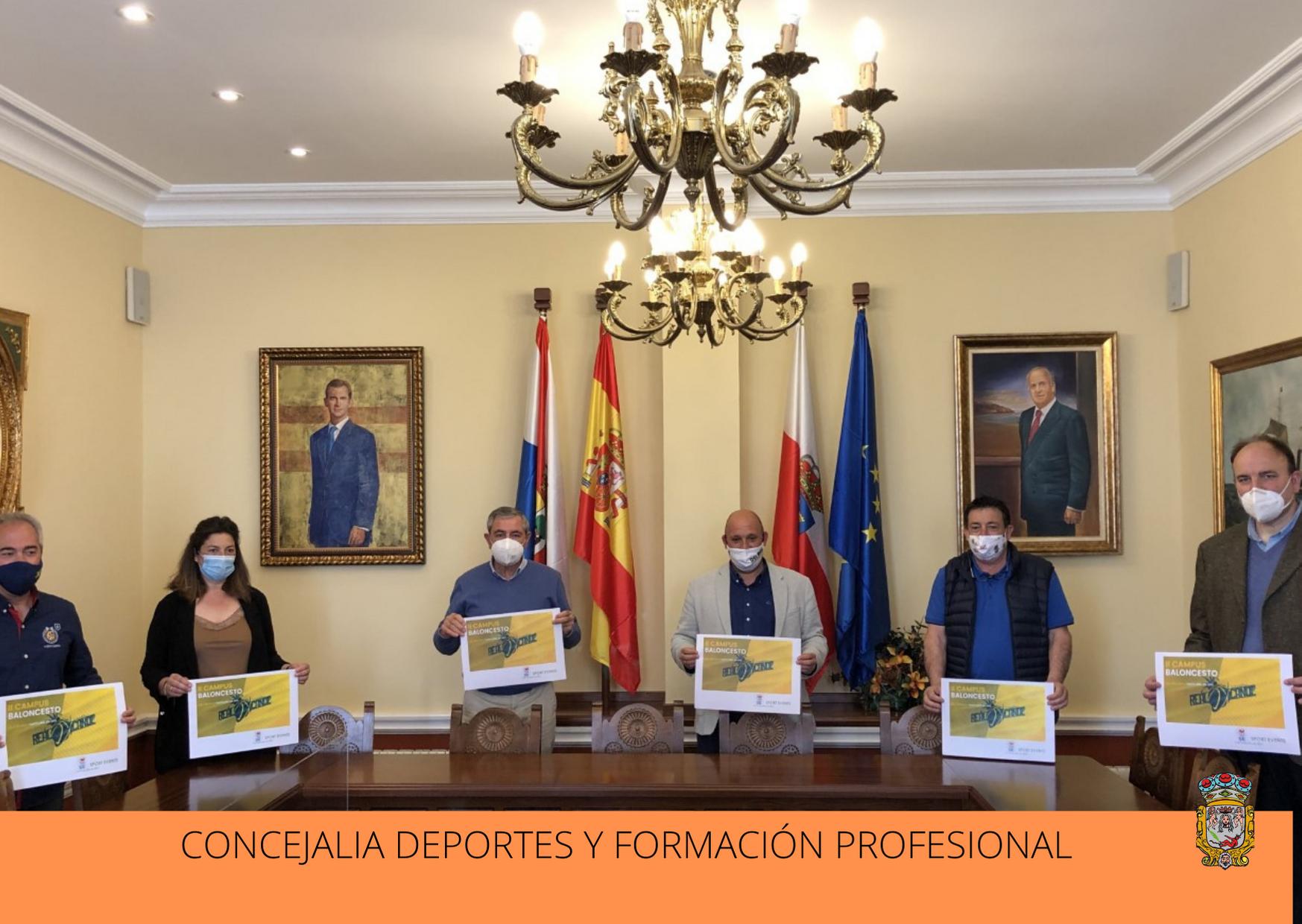 Los municipios de Santillana del Mar y Suances acogerán el II campus de baloncesto Real Canoe del 3 al 9 de julio