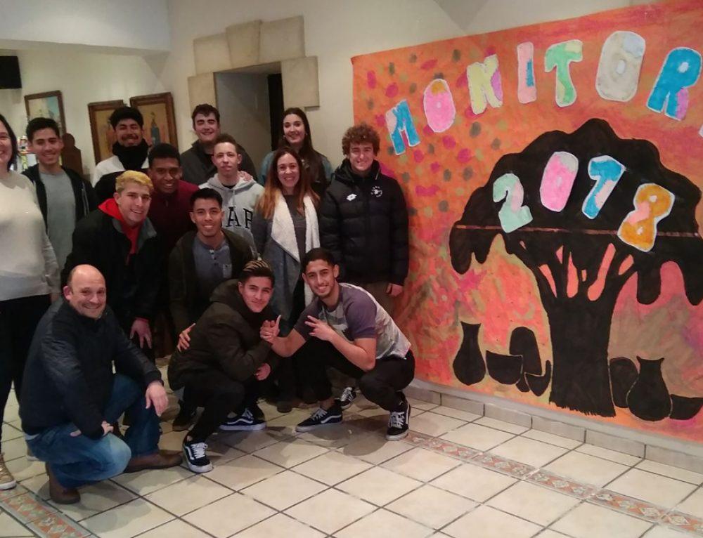 La colaboración entre ayuntamiento de Santillana y C.D. Oceja propicia la integración de estudiantes Estadounidenses.