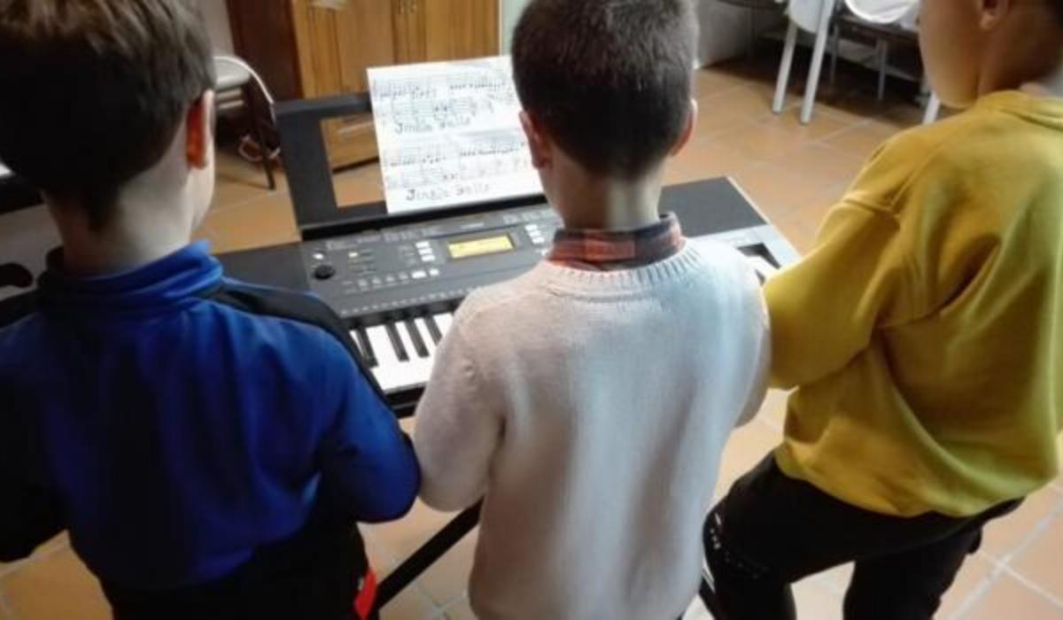 Santillana cuenta desde esta semana con una nueva escuela de música