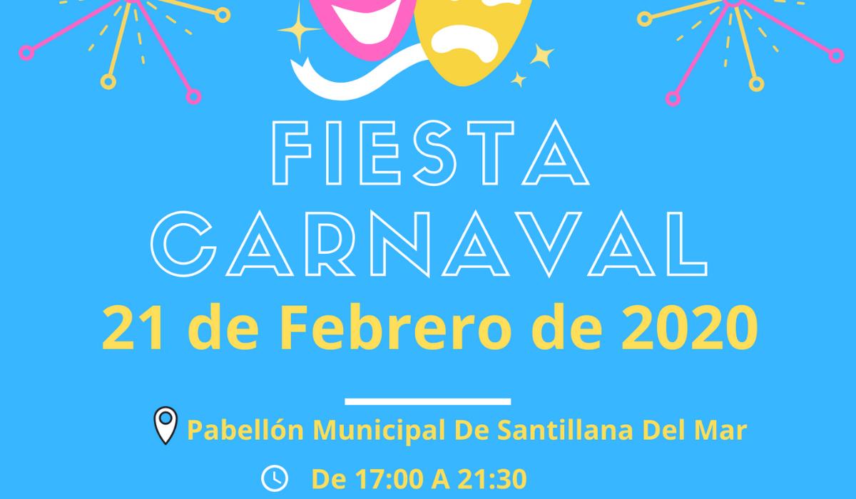 Santillana del Mar celebra carnaval este viernes 21 con actividades para los más pequeños