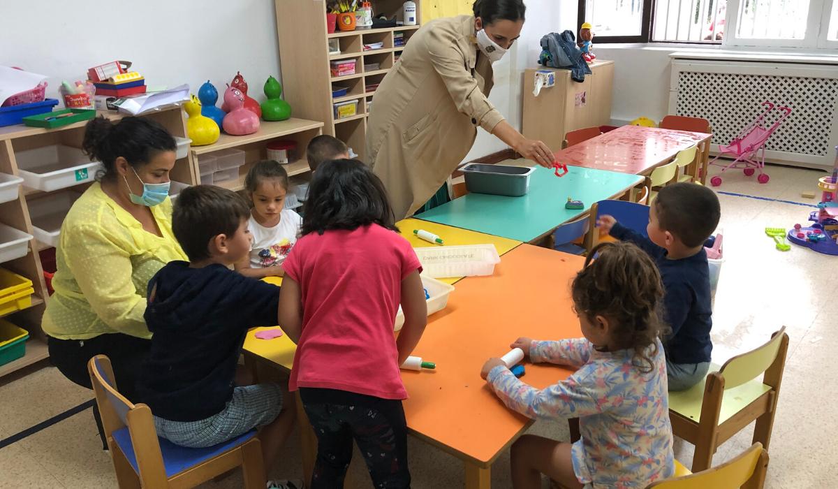 Comienza el campamento de verano en Santillana del Mar con 12 niños