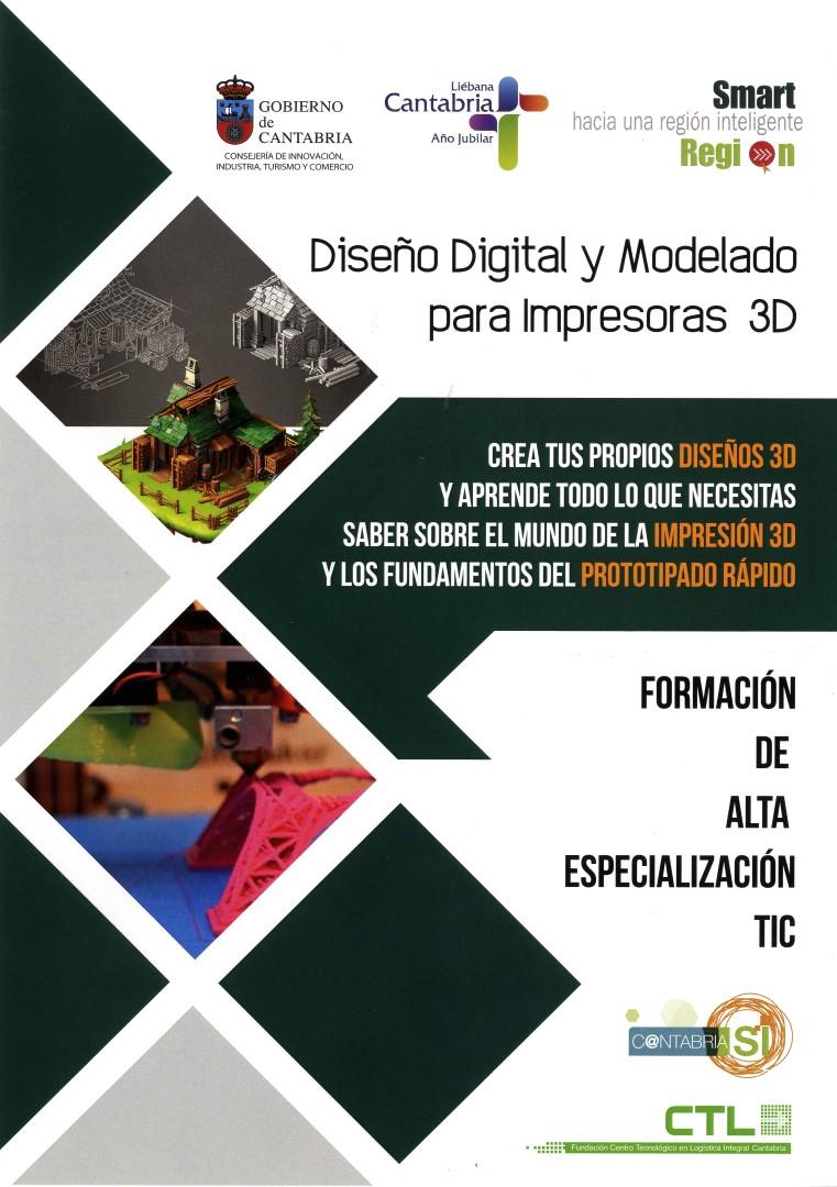 Diseño Digital y Modelado para impresoras 3D