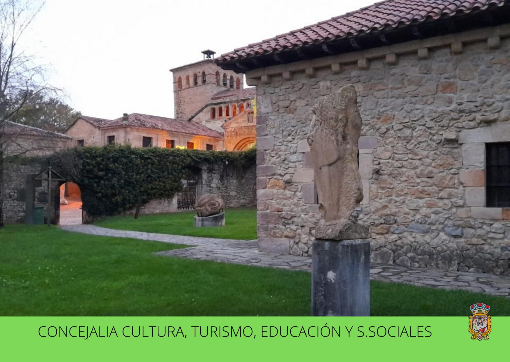 El Museo Jesus Otero en Santillana del Mar comienza el mes de junio con sus exposiciones temporales