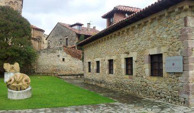 """El Museo-Fundación Jesús Otero inaugura la exposición """"Rincones de Santillana"""" del pintor Ramón Pérez Ruisánchez"""