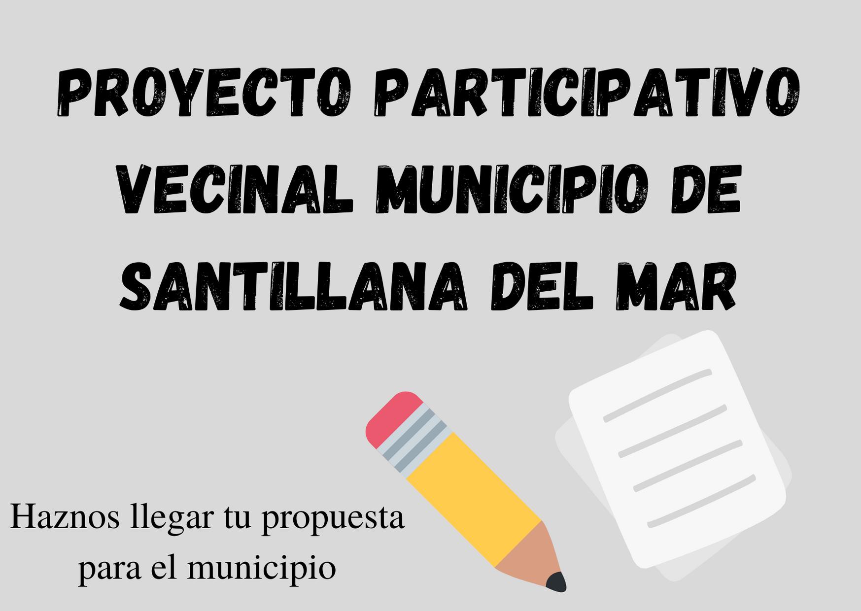 El Ayuntamiento de Santillana del Mar pone en marcha un proyecto de participación ciudadana