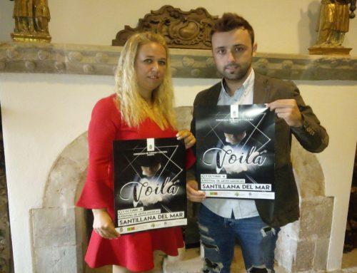 """Presentada en Santillana del Mar la II Edición del Festival de artes mágicas """"Voilá"""""""