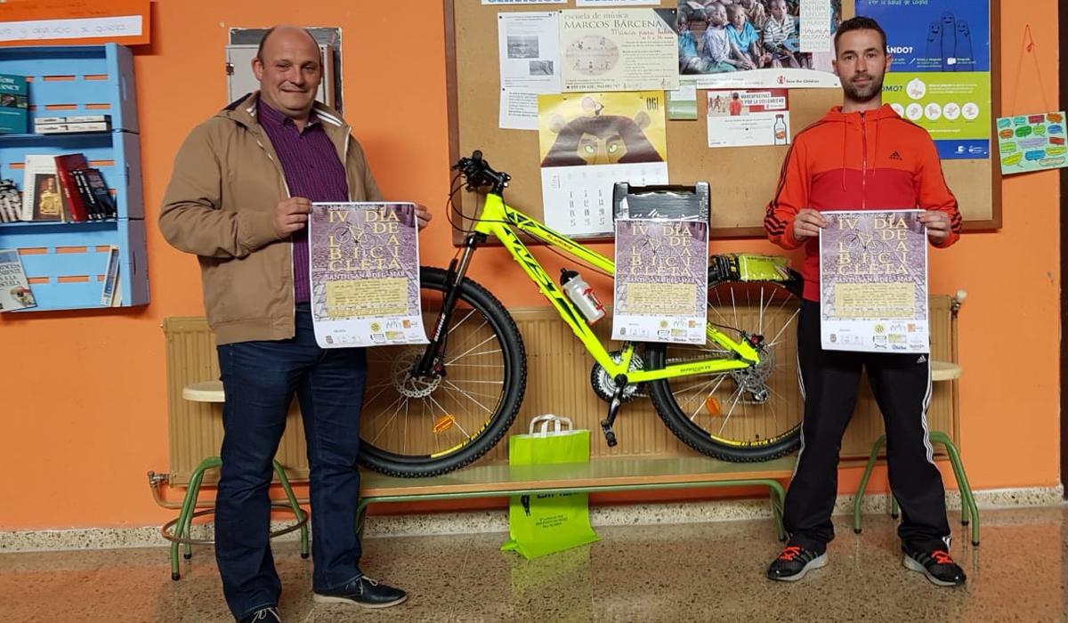 Presentación día de la bicicleta