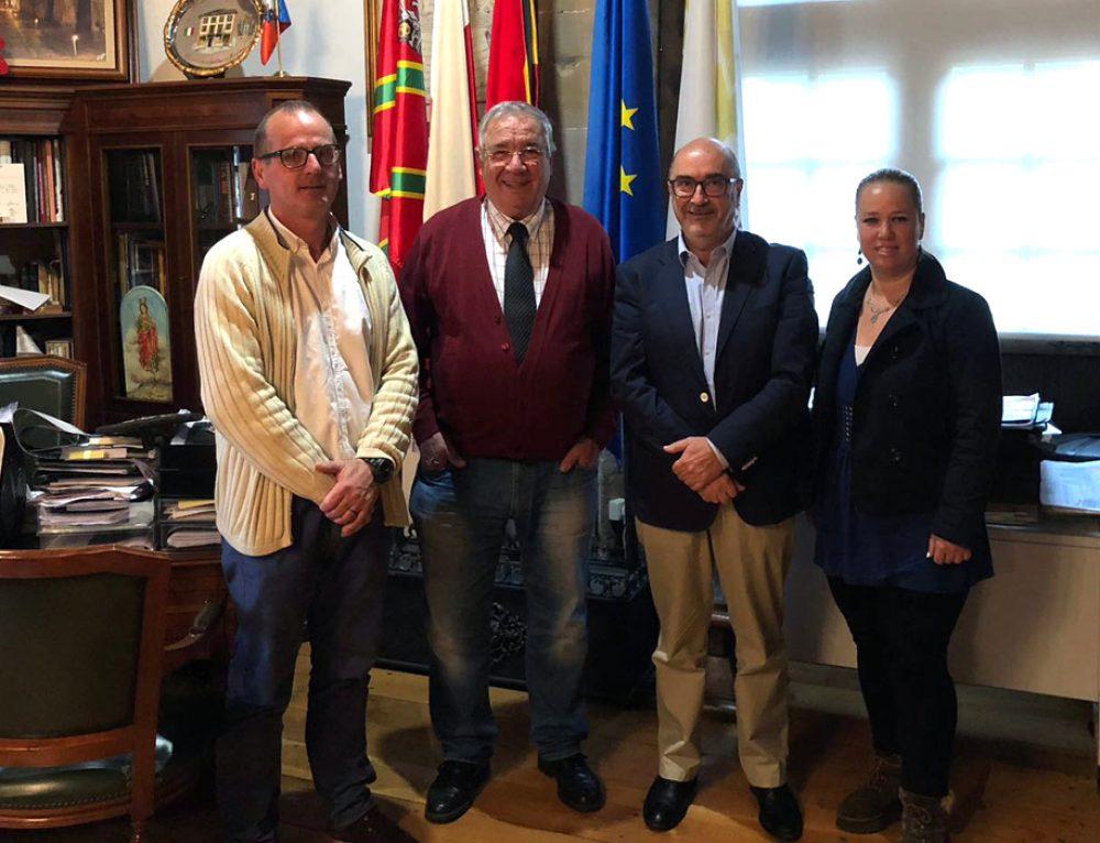 El Ayuntamiento de Santillana del Mar comienza la dotación de conectividad de banda ancha para todo el municipio.