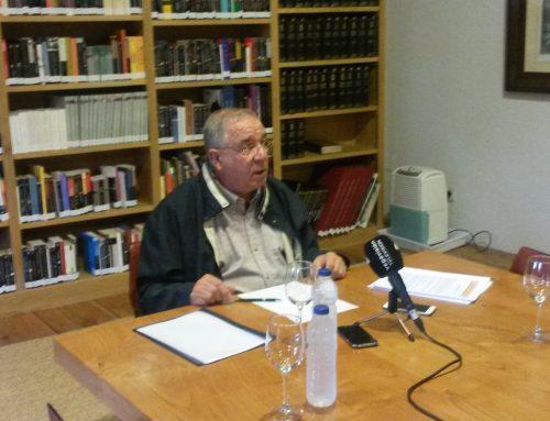 """Isidoro Rábago considera """"ficticias"""" las críticas de ciudadanos respecto a la gestión realizada en el municipio."""