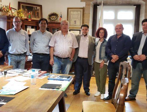 El municipio Mexicano de San Miguel de Allende rinde visita Santillana del Mar para estudiar su  modelo de turismo inteligente