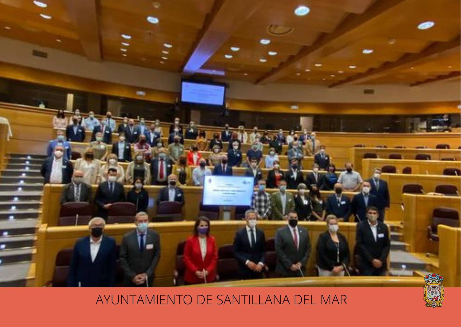 Santillana del Mar presente en las jornadas de los Pueblos más Bonitos de España celebradas en Madrid