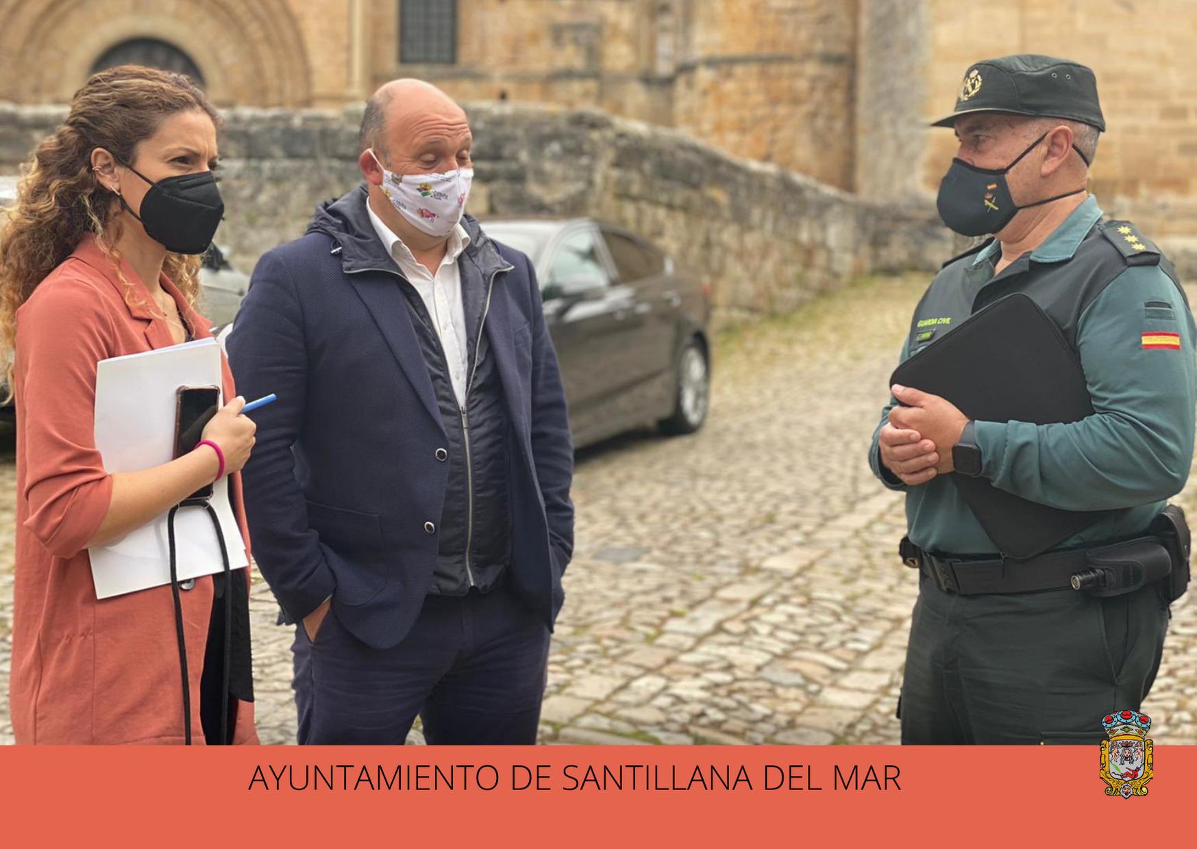 Santillana del Mar ha cerrado el año 2020 con la cifra de delitos más baja en los últimos años
