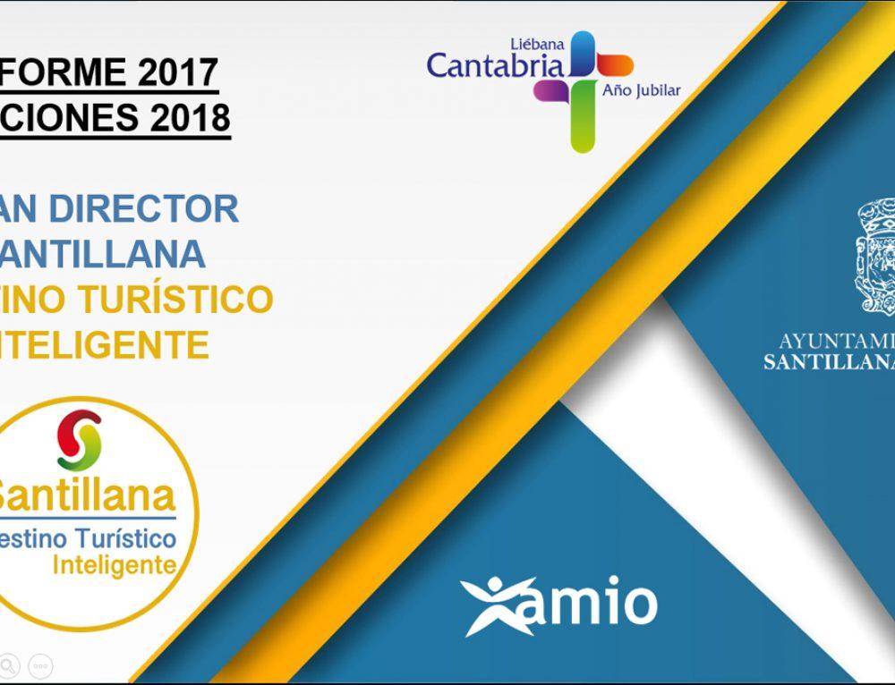 Santillana del Mar, primer destino turístico inteligente de Cantabria y segundo espacio integrado inteligente de Europa.