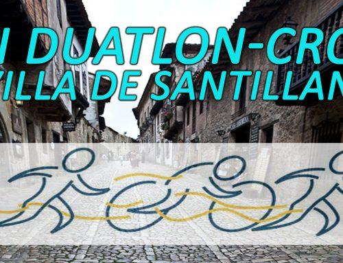 Santillana del Mar celebra este sábado la VIII Edición de su Duatlón Valedero para el campeonato regional.