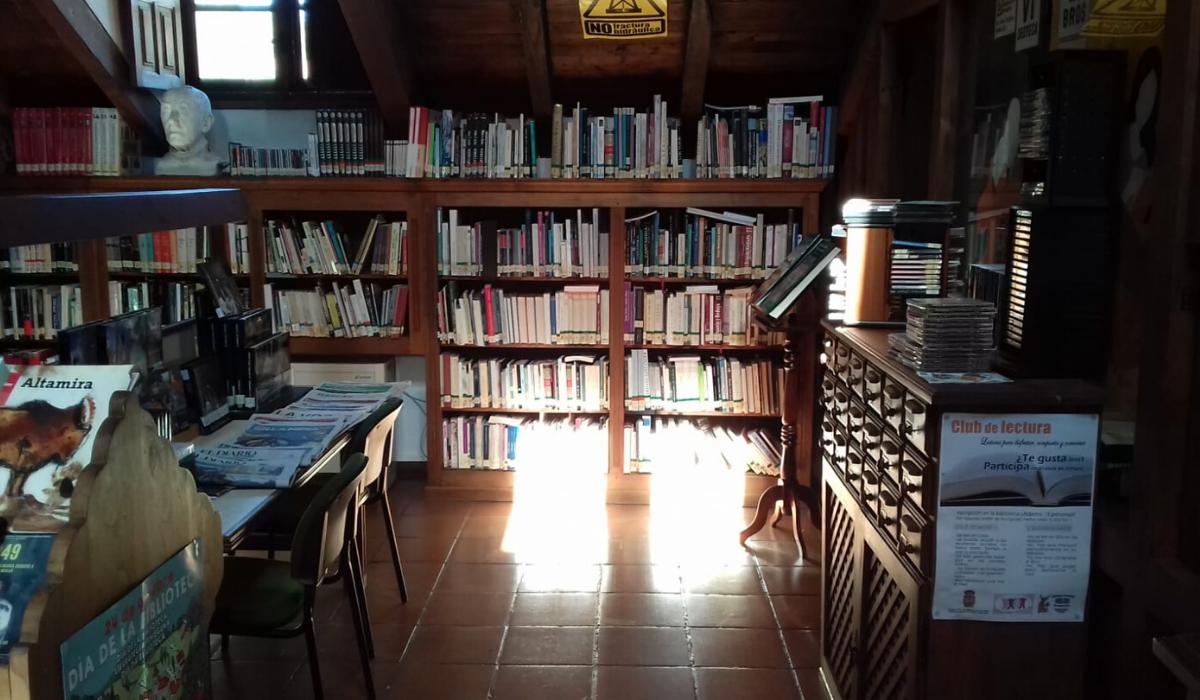 La Biblioteca de Santillana del Mar tendrá programación todo el año