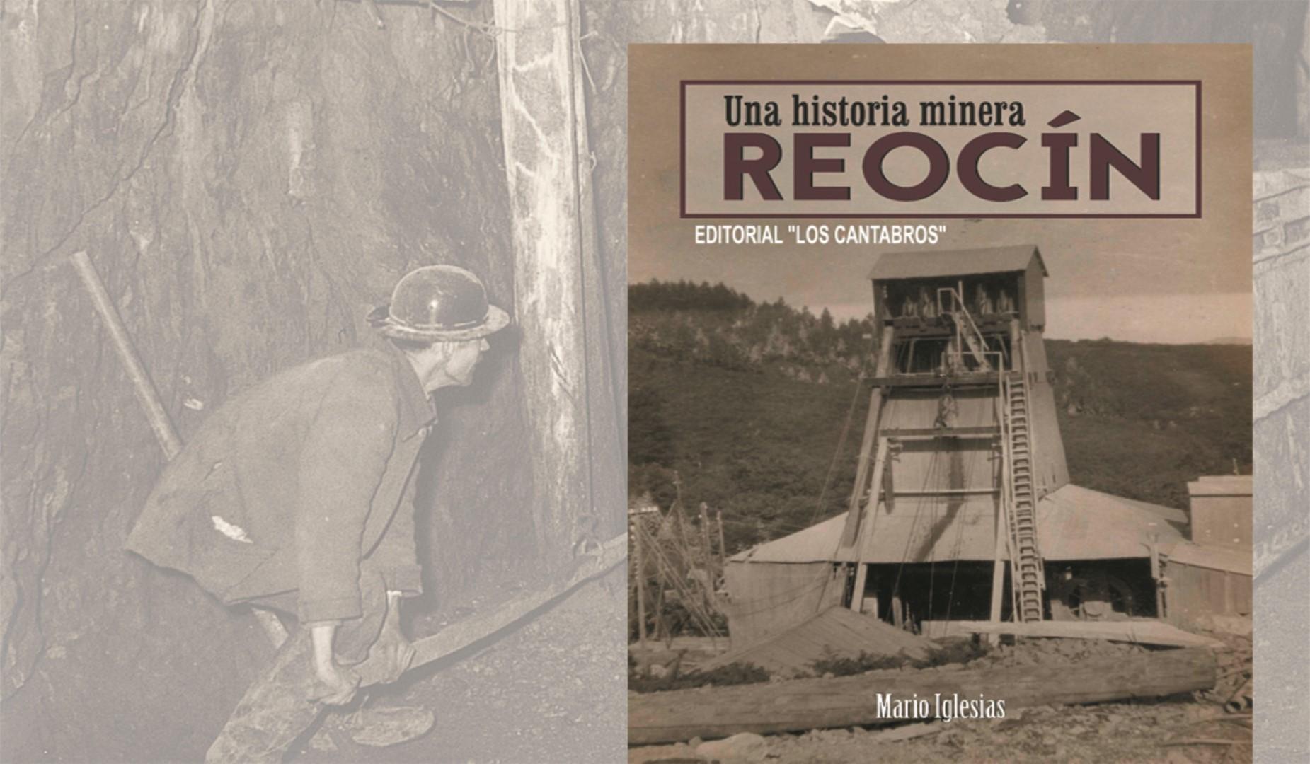 cartel presentacion libro una historia minera reocin