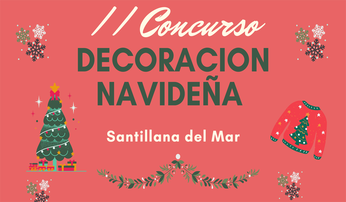 Se abre el plazo de inscripción para el  «2º Concurso Decoración Navidadeña 2020».